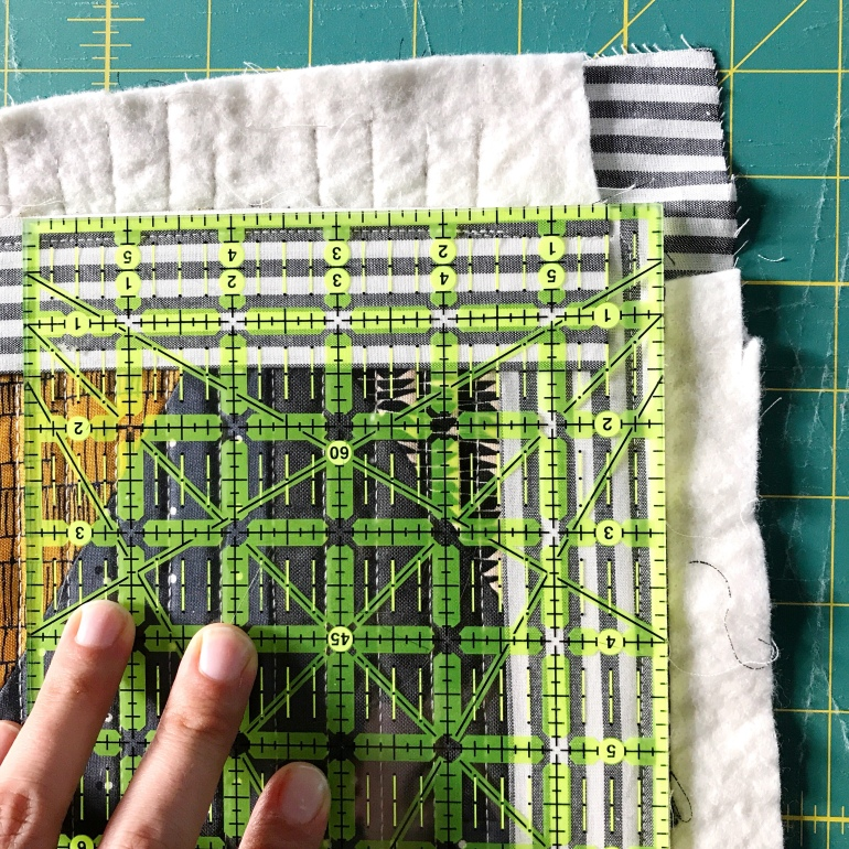 EvQuilts.com Quilt Facing Tutorial