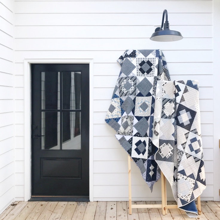 Two Meadowland Quilts